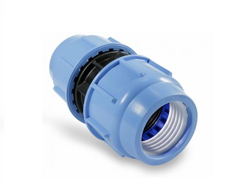 Blueseal compression fittings
