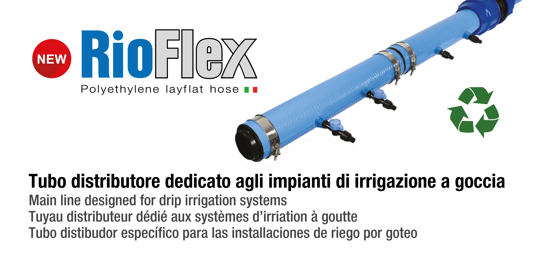Rioflex - made in Italy