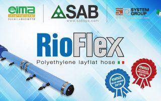 RioFlex - awarded at EIMA