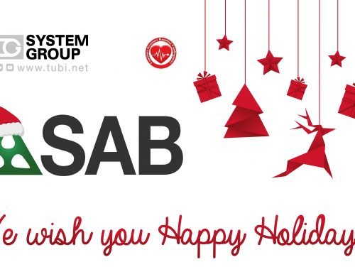We wish you happy holidays – SAB