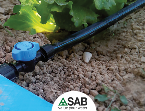 SAB e il nuovo RioFlex su Irrigazette