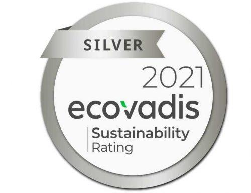 Responsabilità Sociale d'Impresa: siamo medaglia d'argento per EcoVadis